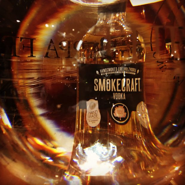 Smokecraft Vodka